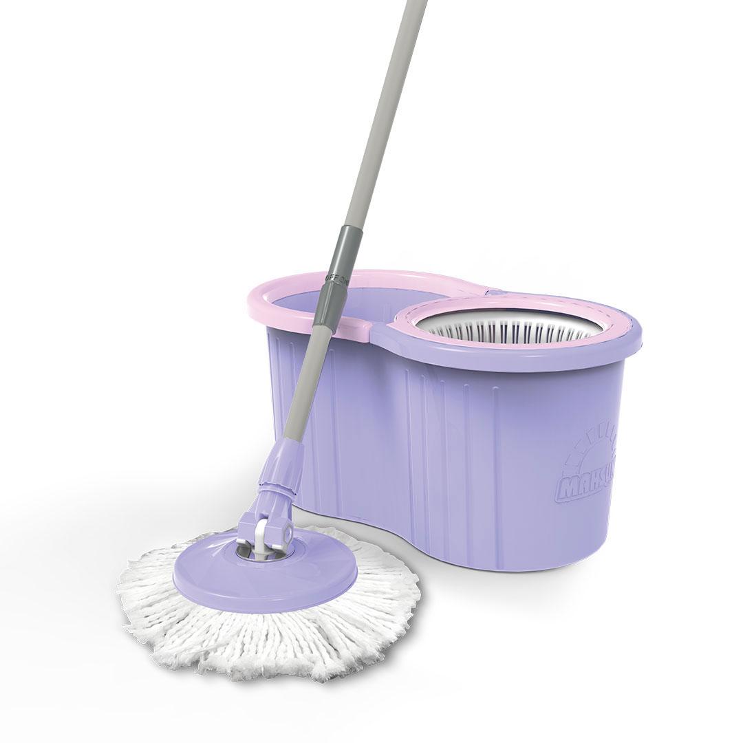 Mahsun / Dolphin Rotating Mop and Bucket