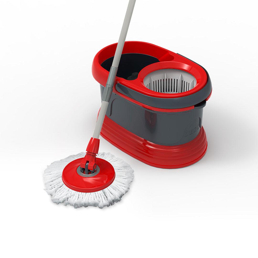 Mahsun / Irsa Rotating Mop and Bucket