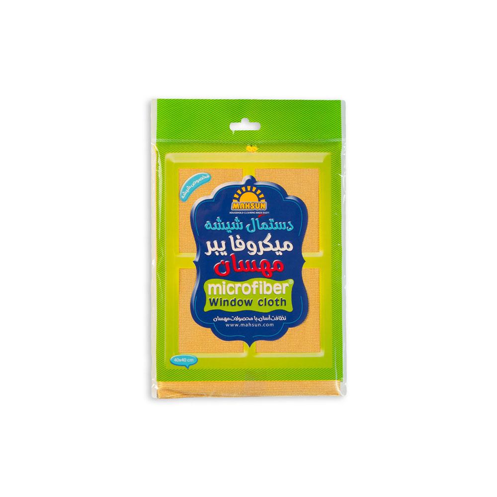 Mahsun / Mahsun Microfiber Window Cleaner Cloth