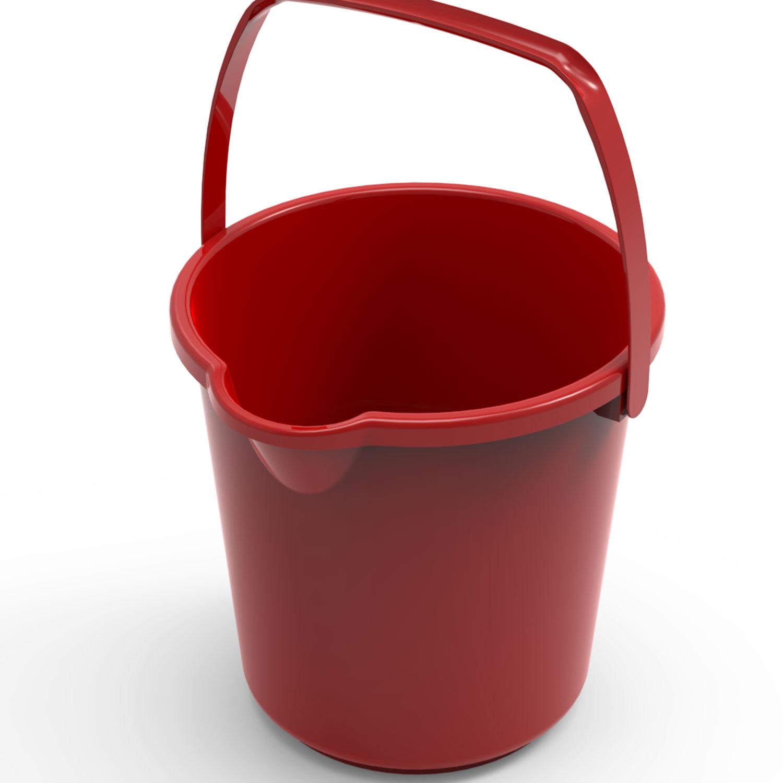 Mahsun / سطل گرد 10 لیتری
