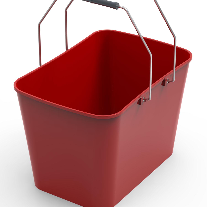 Mahsun / سطل مستطیل 15 لیتری