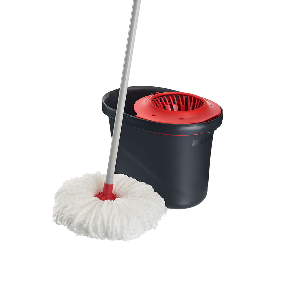 Mahsun / 360° Wringing Bucket and Mop System