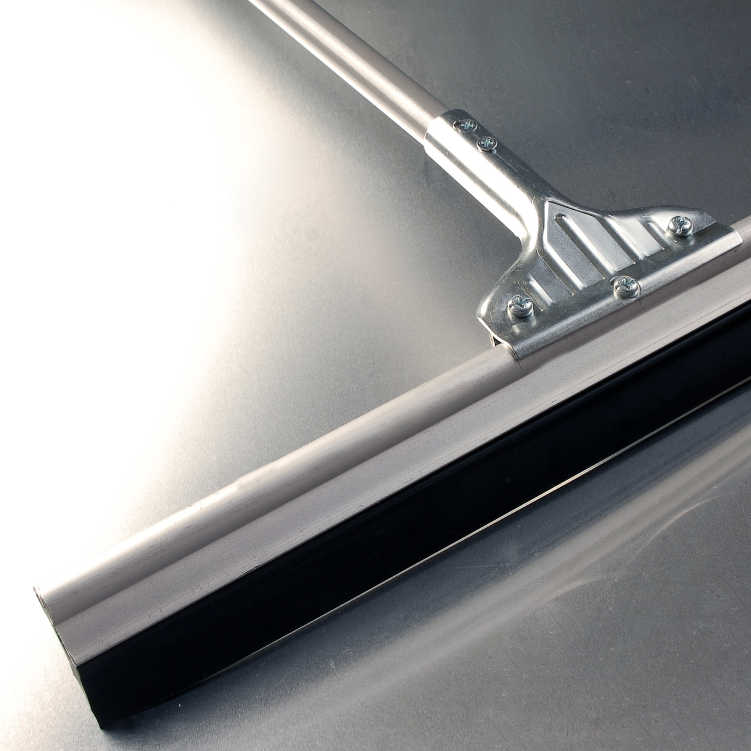 Mahsun / Metal Squeegee 50Cm (With handle)